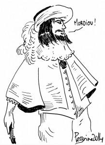 Thème Louis XIII