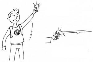 Illustration pour Captain Planet